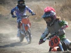 September: Dirt Bikes