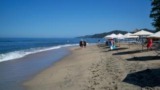 Sayulita's main beach