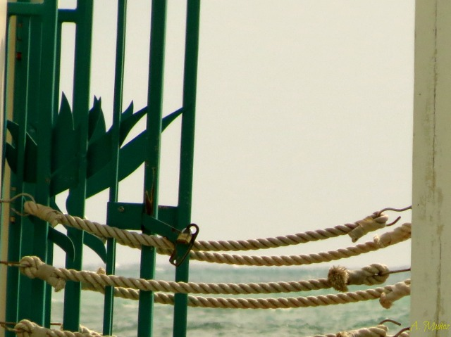 Gate and Rope