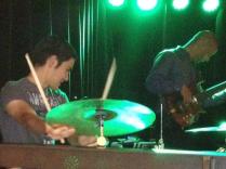 Claremont drummer musician