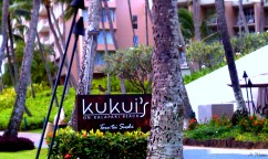 Kukui's on Kalapaki Beach