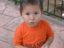 Little boy, Valladolid