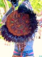 Tulum warrior