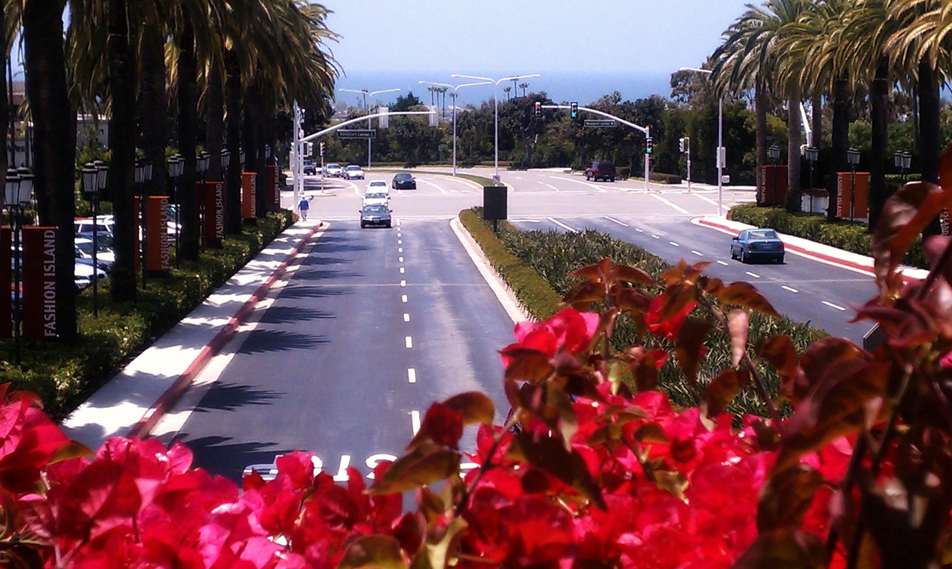 Orange County California - Visitor and 23