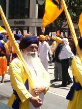 Sikh Demonstration