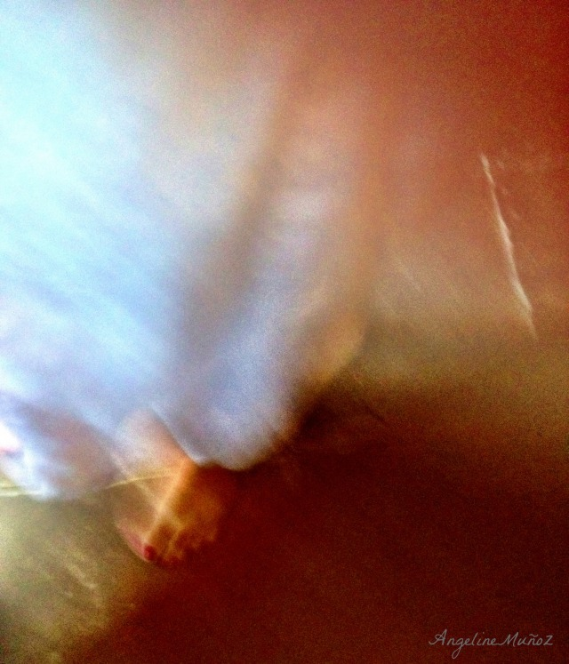 blurredfoot